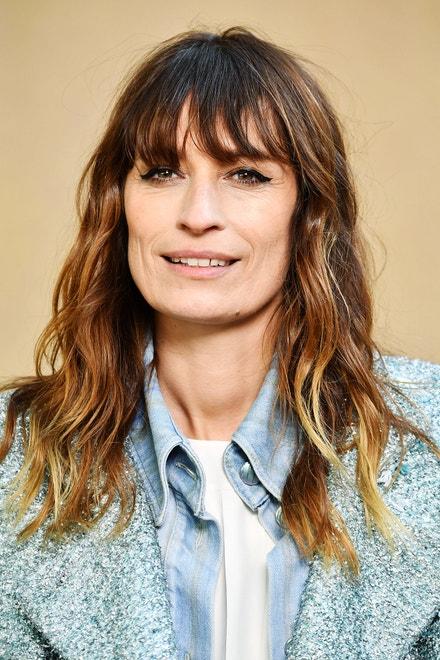 Caroline de Maigret na přehlídce Chanel AW18/19, Paris Fashion Week, březen 2018, Paříž