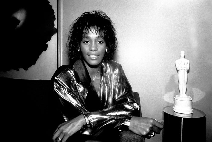 Whitney Houston, 1985 Autor: Getty Images