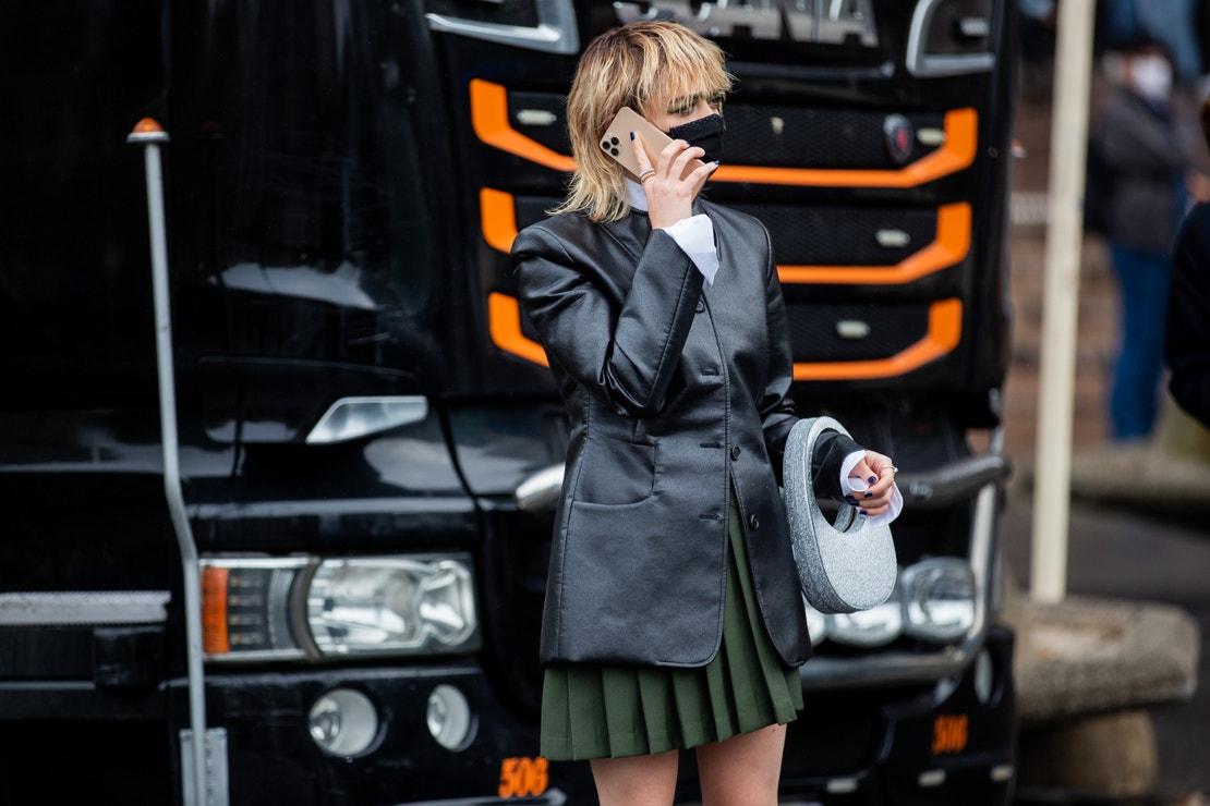 Maisie Williams, Paris Fashion Week SS 2021