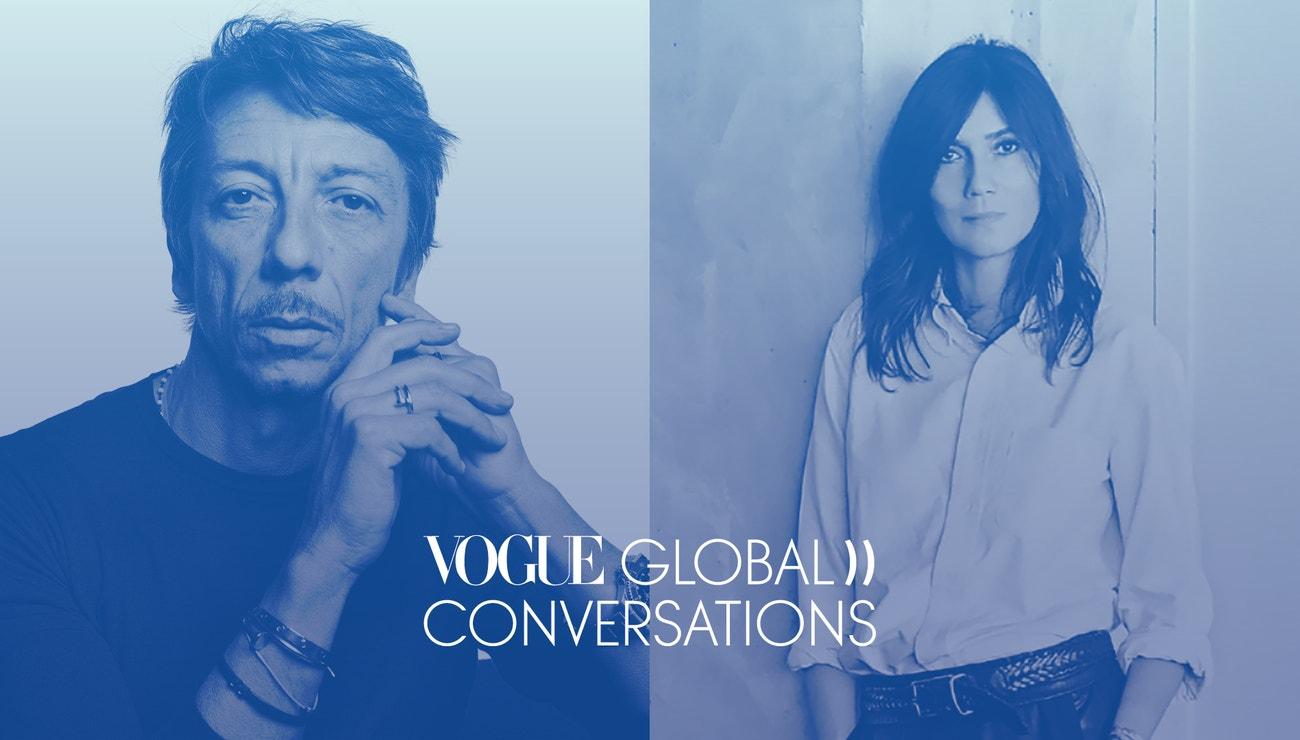 Vogue Global Conversations: Jak zůstat relevantní během krize
