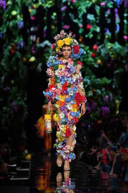 Moschino, Milan Fashion Week Spring/Summer 2018