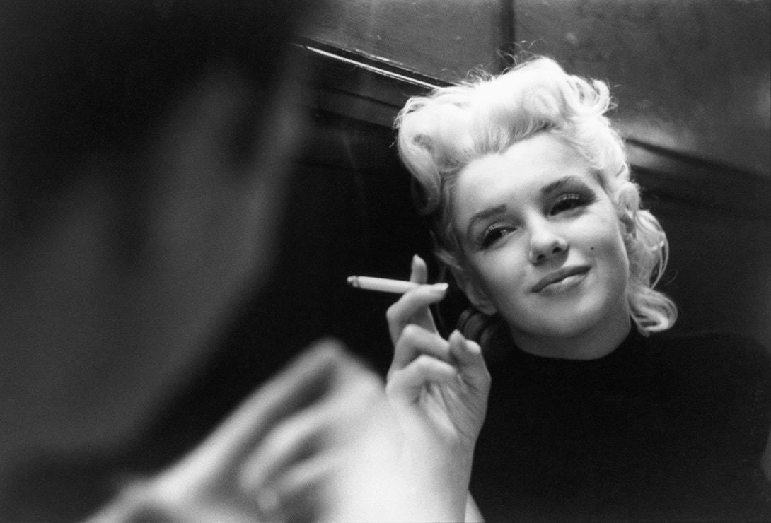 Marilyn Monroe, březen 1955