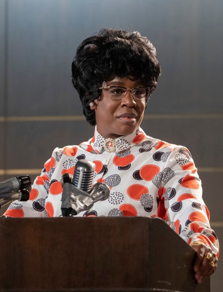 Uzo Aduba jako Shirley Chisholm