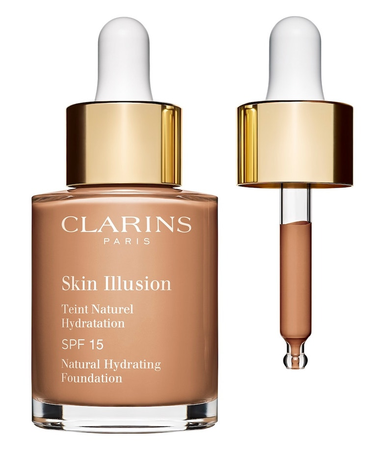 Tekutý make-up Skin Illusion, Clarins, 1015 Kč