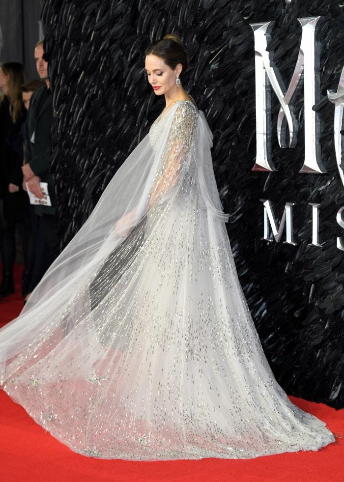 Evropská premiéra filmu Zloba: Královna všeho zlého, Londýn Autor: Getty Images/Karwai Tang