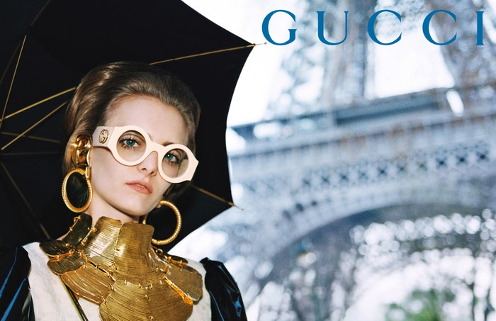 Autor: Glen Luchford pro Gucci
