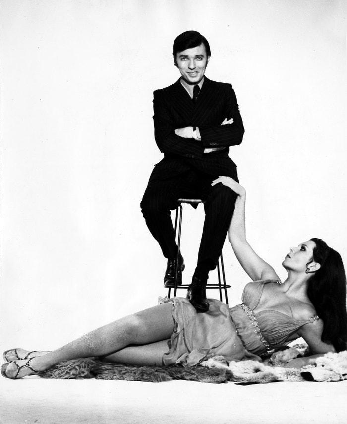 Karel Gott v roce 1969 Autor: Getty Images