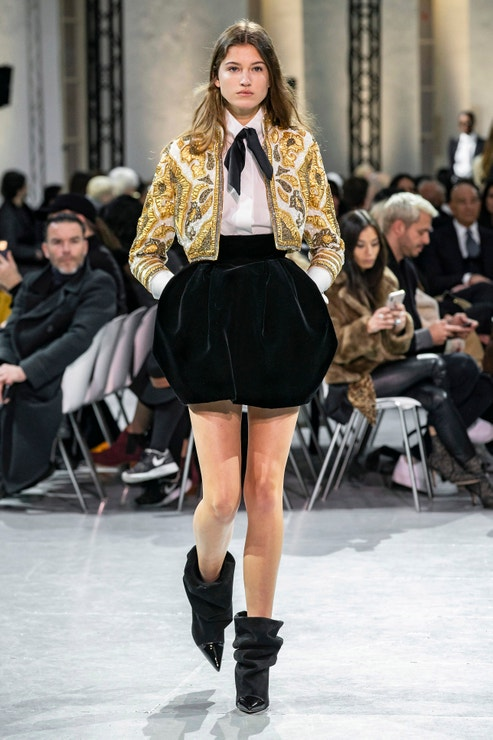 Alexandre Vauthier Haute Couture Jaro - léto 2019
