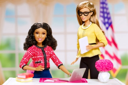 2016 Barbie Presidential & Vice Presidential Candidates