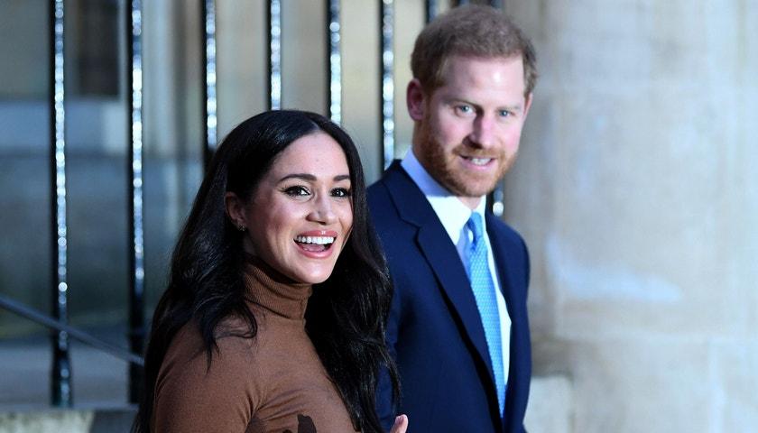 Harry a Meghan čekají druhé dítě