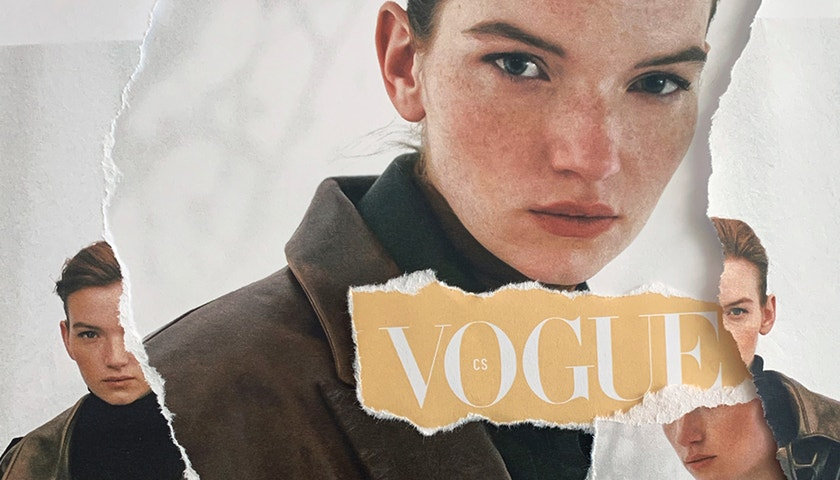 Vogue Supports Local Fashion: Ivana Mentlová pre-fall 2020
