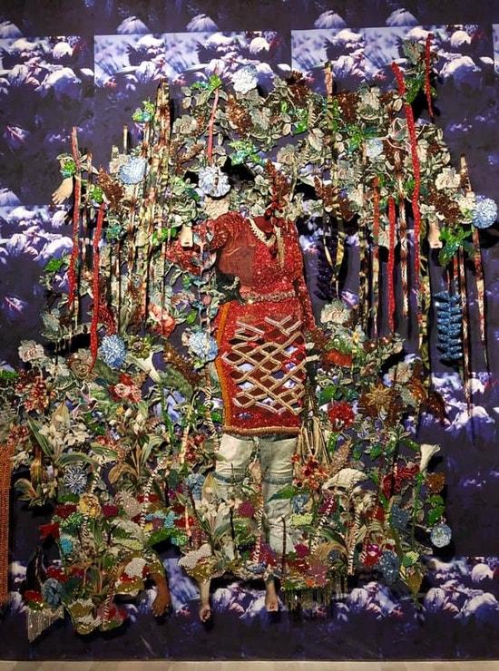'Super Party' Christian Louboutin spojená s výstavou Ebony G. Patterson v PAMM (Perez Art Museum Miami)