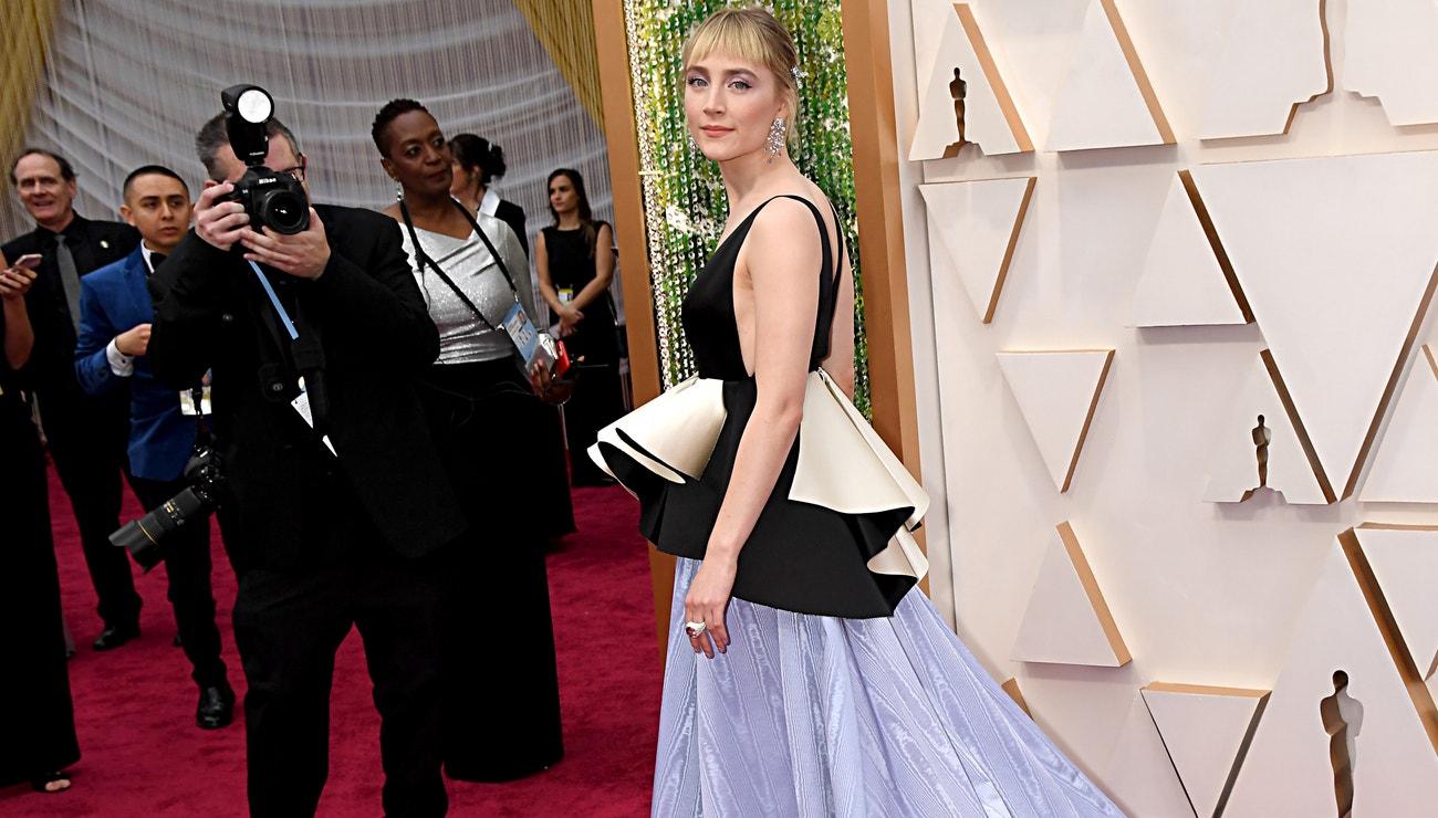 Style File: Saoirse Ronan