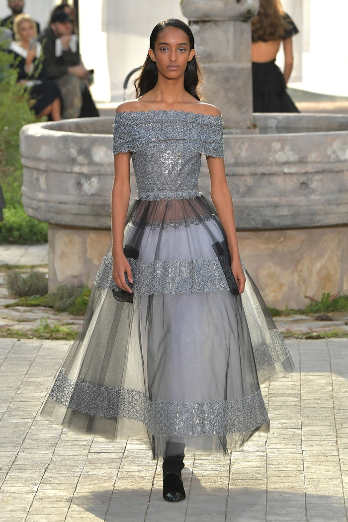 Chanel Haute Couture S/S 20 Autor: Getty Images