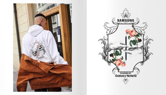 Galaxy Note10 a Galaxy Note10+ jsou nejnovějšími verzemi ikonického smartphonu značky Samsung. S chytrým perem S-pen tentokrát potěší srdce všech manažerů, influencerů či kreativců, kteří potřebují pracovat a tvořit ještě efektivněji než dosud. Samsung také poprvé v historii přináší Note ve dvou velikostech padnoucích do každé ruky.  Autor: Hana Knizova   @hana_knizova, autor projektu: Alexander Bel   @alexanderbelph
