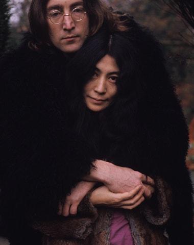 Styl podle Johna Lennona a Yoko Ono