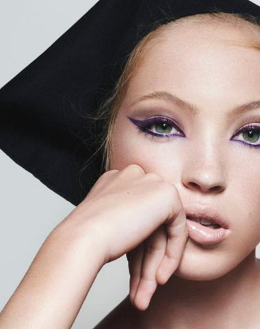 Lila Moss novou tváří Marc Jacobs Beauty