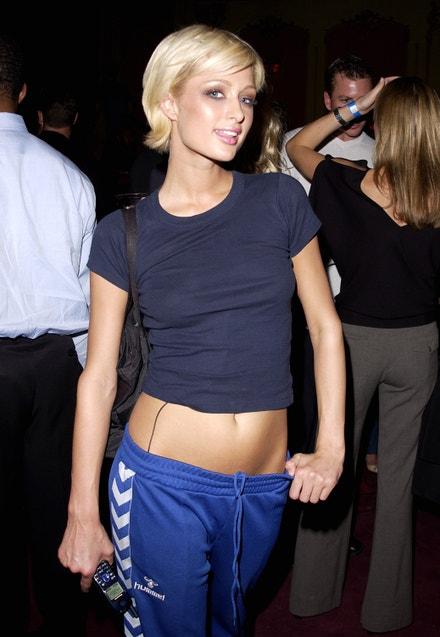 Paris Hilton, 2001