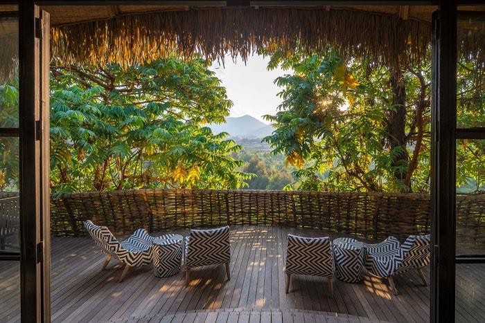 Rwanda, Bisate Lodge