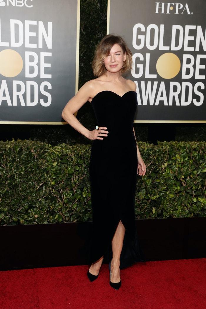 Renée Zellweger, Zlaté glóby 2021       Autor: Todd Williamson/NBC/NBCU Photo Bank via Getty Images
