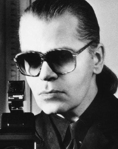 Karl Lagerfeld zemřel