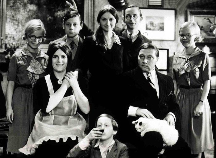Vlasta Chramostová a Rudolf Hrušínský ve snímku Spalovač mrtvol, 1969 Autor: Profimedia