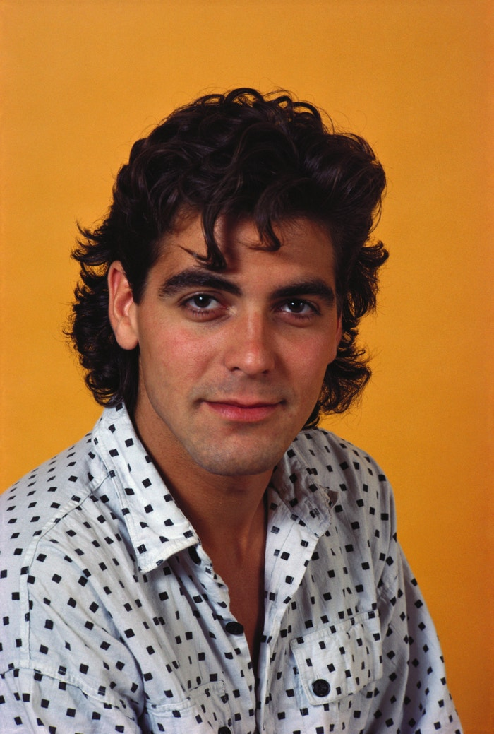 George Clooney, 1985 Autor: Michael Ochs Archives/Getty Images