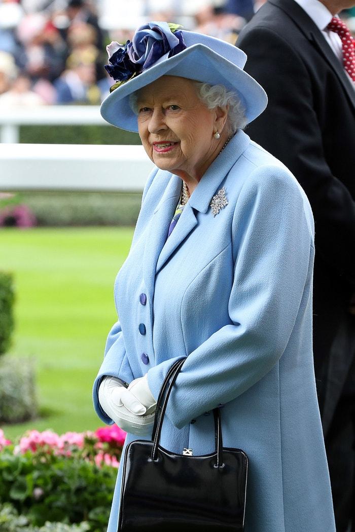 Královna Alžběta II.  Autor: Chris Jackson/Getty Images