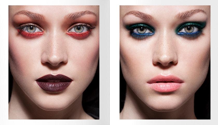 Podzimní make-up playlist