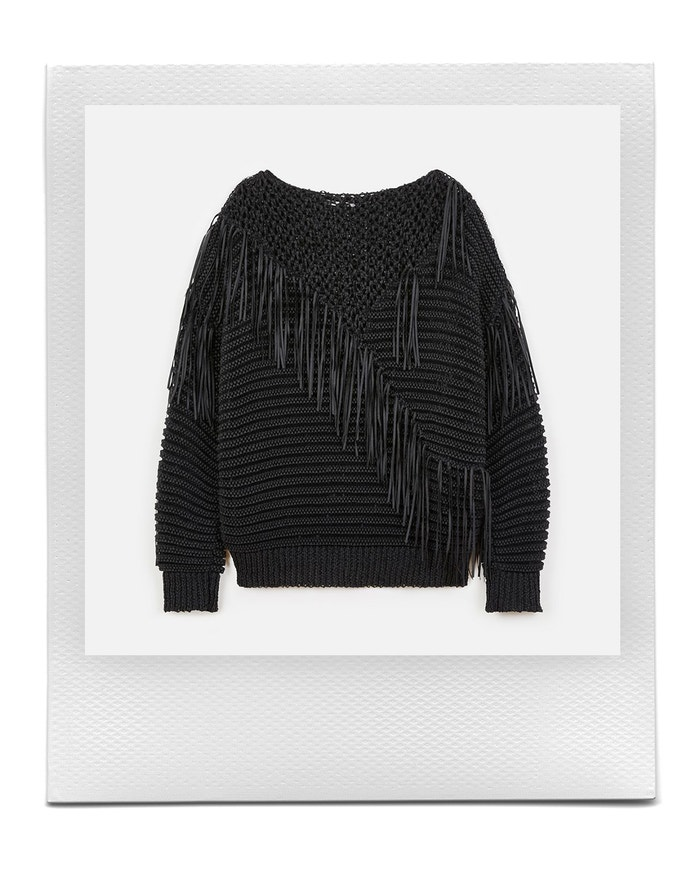 Fringed Jumper, Stella McCartney, sold by Stella McCartney, 795 EUR