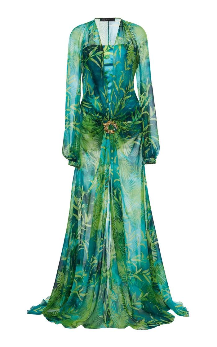 Šaty Jungle, Versace (prodává Moda Operandi), 5500 €