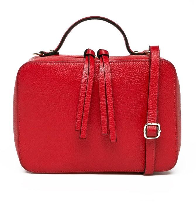 Kožené kabelky, (prodává answear.cz), až 30% valentýnské slevy