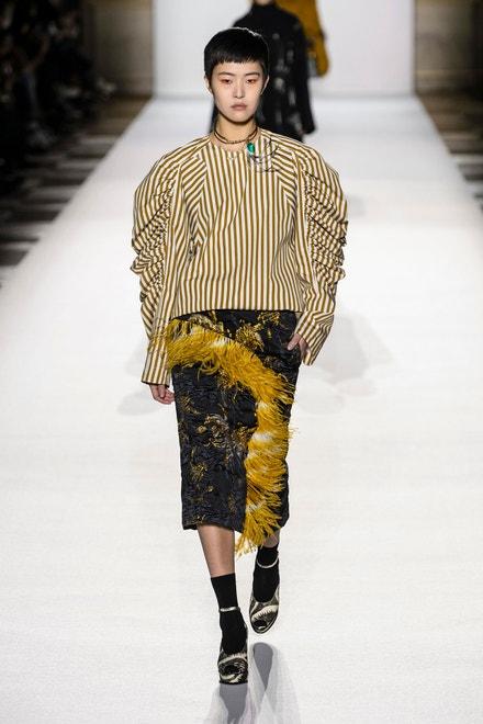 Dries Van Noten, Paris Fashion Week, Fall/Winter 2018/19