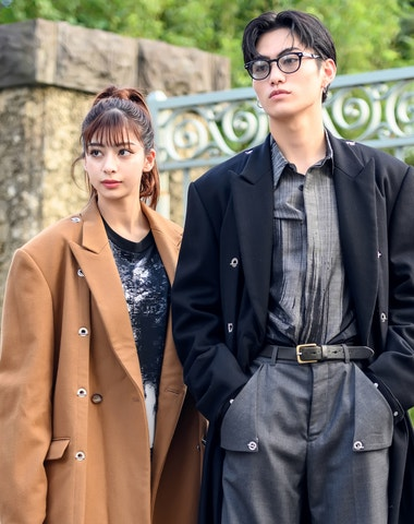 Nejlepší street style z tokijského fashion weeku