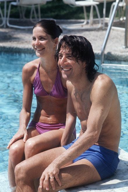 Cannes 1975, Dustin Hoffman a Anne Byrne