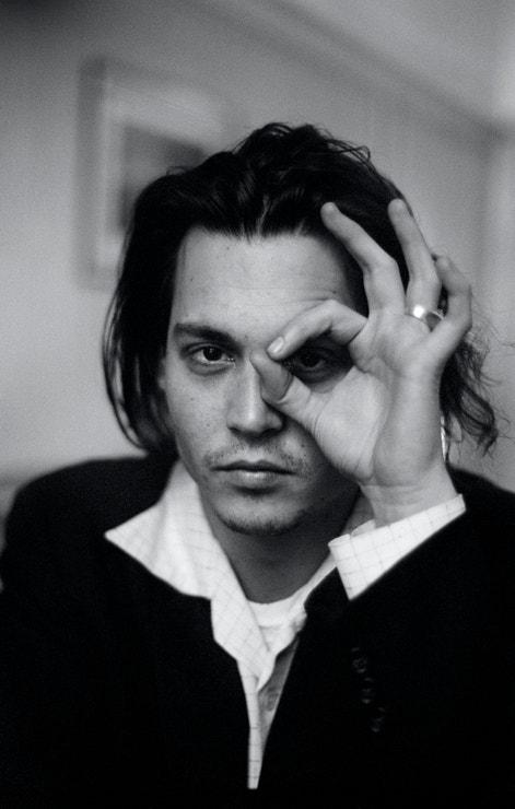 Johnny Depp, 1994