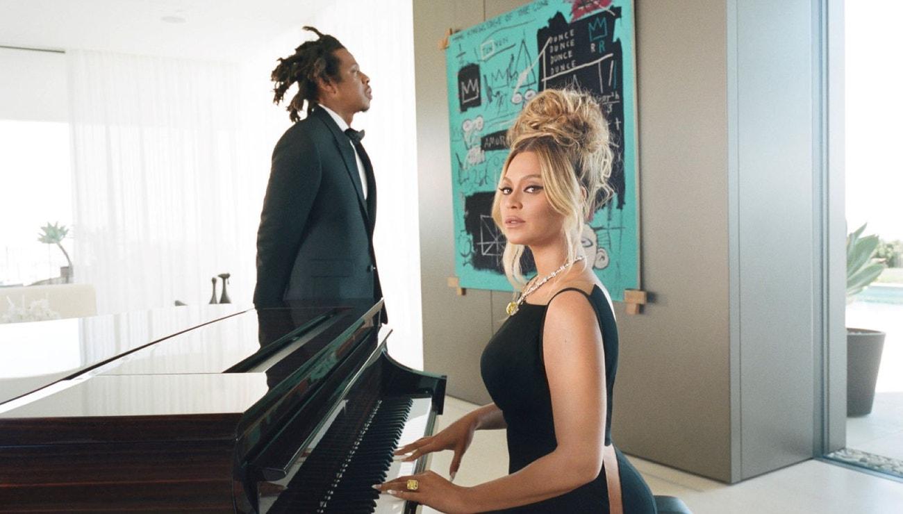 Beyoncé, JAY-Z a 128karátový diamant. Tiffany odkrývá hlavní hvězdy nové kampaně