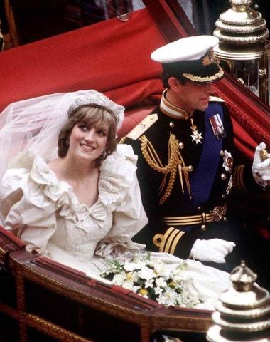Nejpamátnější královské svatby