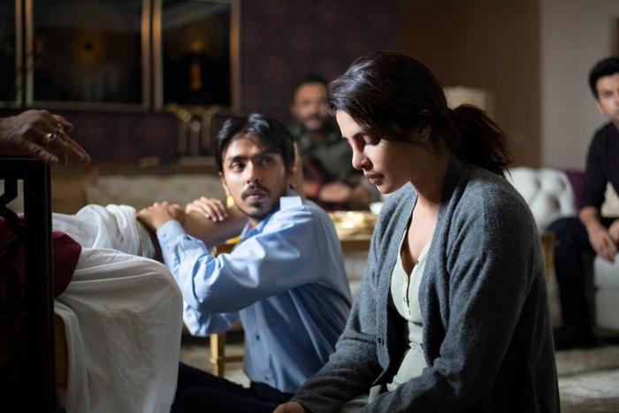Priyanka Chopra Jonas ve filmu The White Tiger (2021)