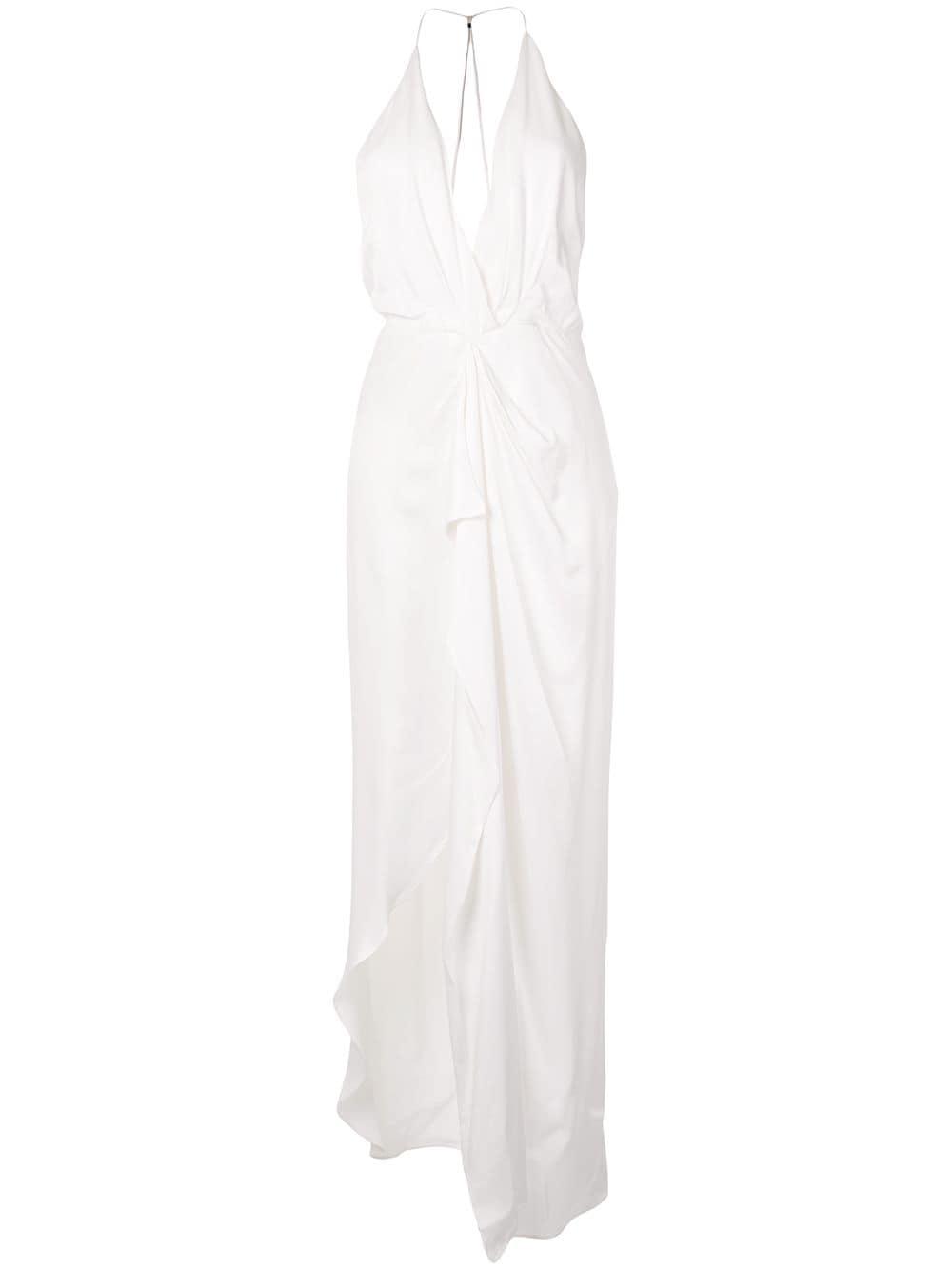 Bílé maxi šaty, MANNING CARTELL