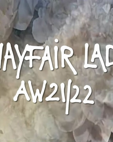 Andreas Kronthaler pro Vivienne Westwood uvádí Mayfair Lady