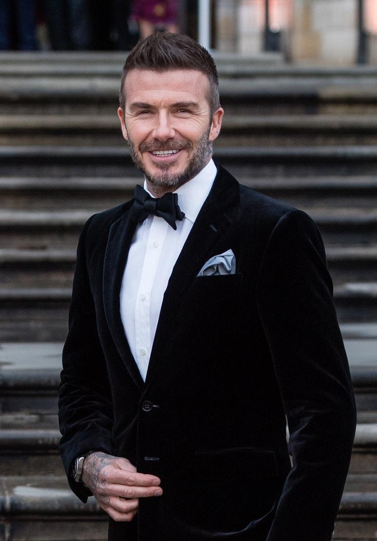 David Beckham, narozen 2. května