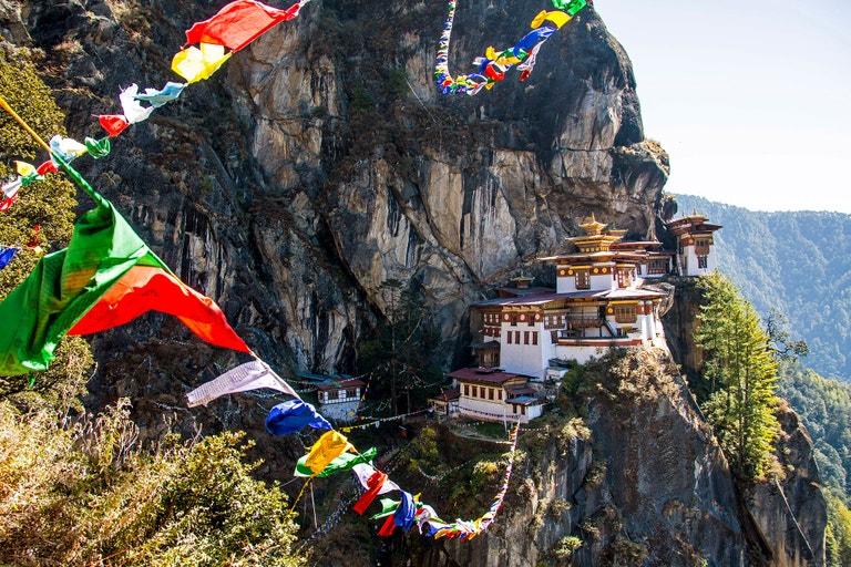 Taktsang, Bhútán