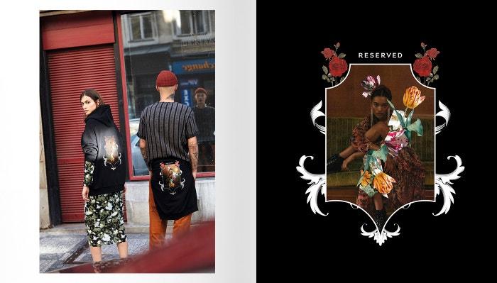 Podzimní kolekce Reserved přináší do ulic styl mladých aristokratů z počátku dvacátého století, ovšem s nádechem moderního vzhledu a sportovních doplňků. Kombinace estetických stylů z různých období přidává designům na sofistikované mnohoznačnosti. Designéři z Reserved se inspirovali bohatě zdobenou viktoriánskou módou, hippie stylem a minimalismem devadesátých let. Každý kus v kolekci je díky této jedinečné směsi originálem.  Autor: Hana Knizova   @hana_knizova, autor projektu: Alexander Bel   @alexanderbelph