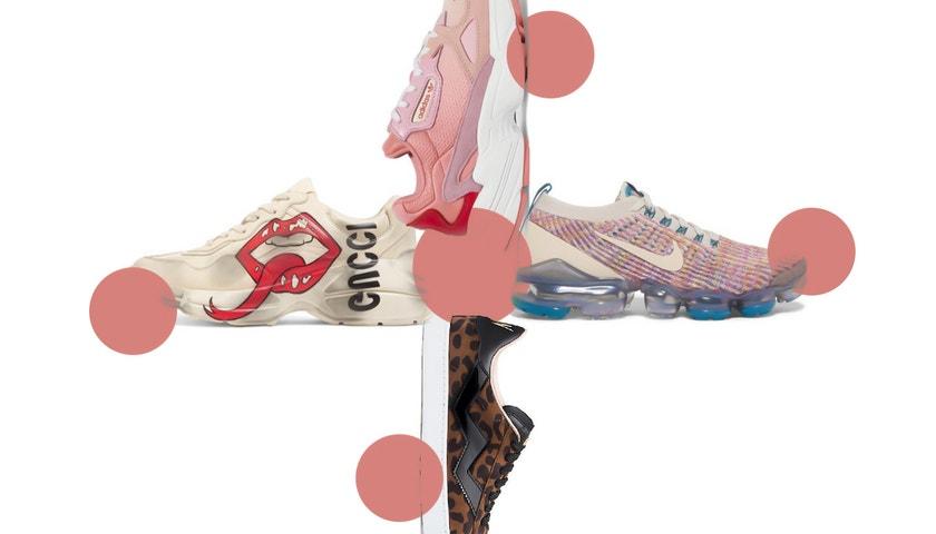 Never say no to sneakers: 15 párů tenisek, do kterých se vyplatí investovat