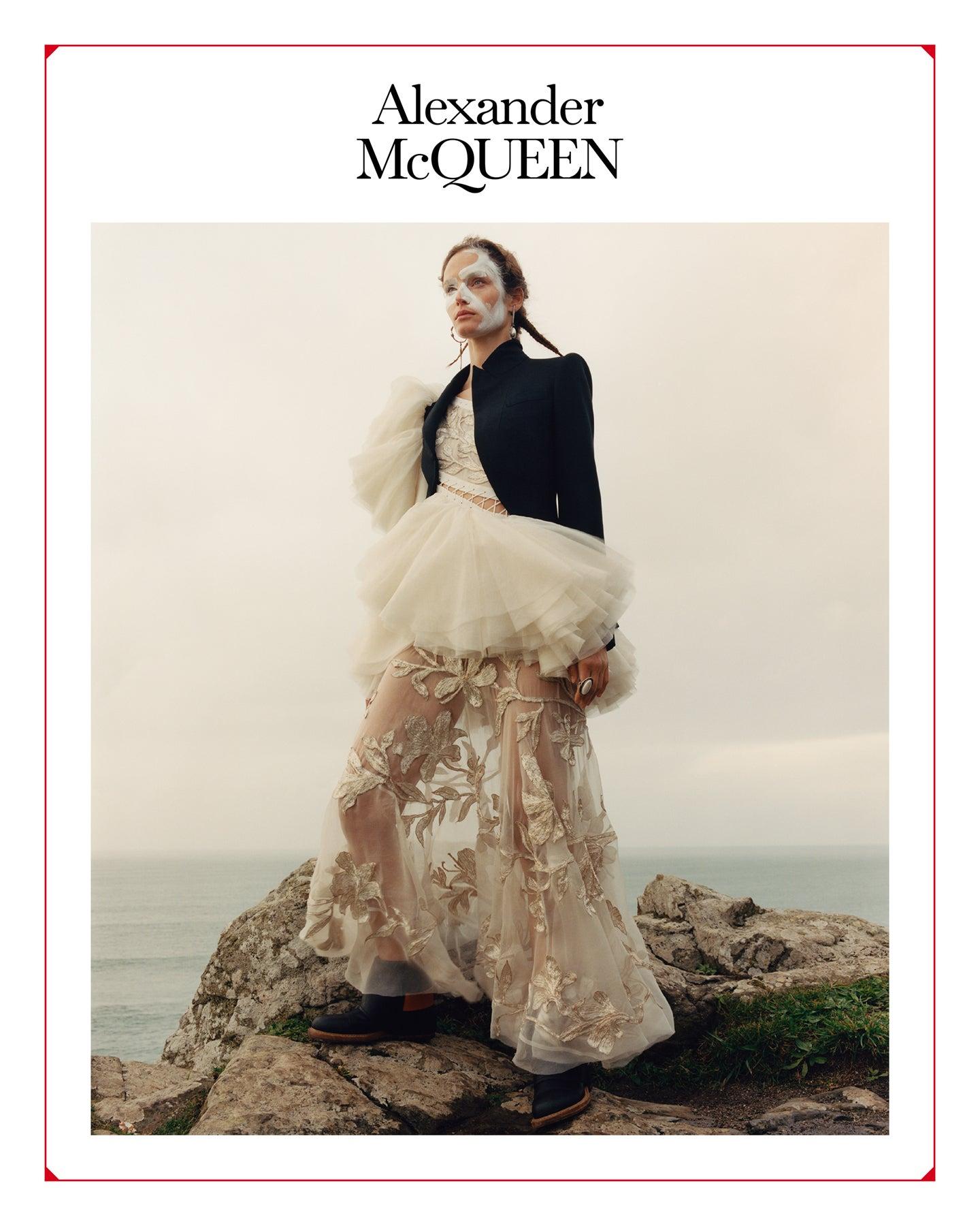 Alexander McQueen SS20 Autor: Courtesy of Alexander McQueen