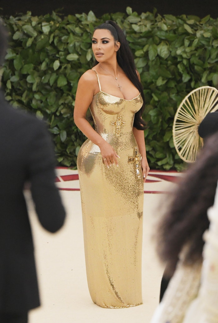 Kim Kardashian West na Met Gala 2018 Autor: Mike Coppola/MG18/Getty Images for The Met Museum/Vogue