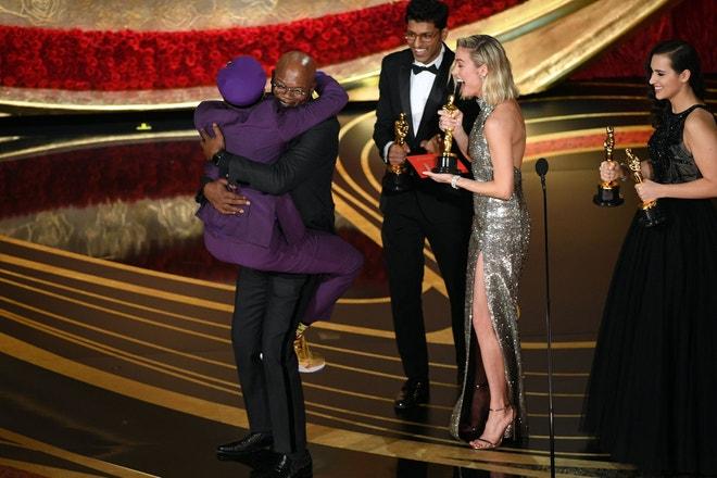 Spike Lee získal cenu za nejlepší adaptovaný scénář v roce 2019.