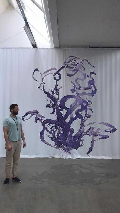 Prezentace digitálních návrhů ve fyzickém prostoru pomocí Adobe Aera