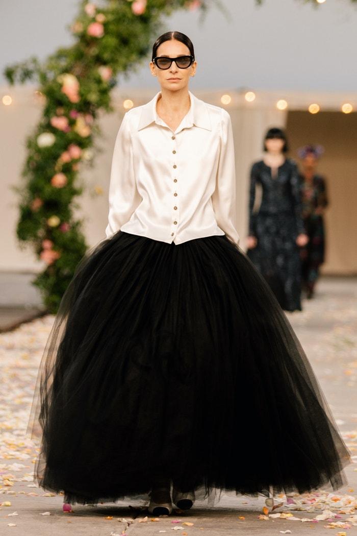 Chanel, haute couture, jaro 2021